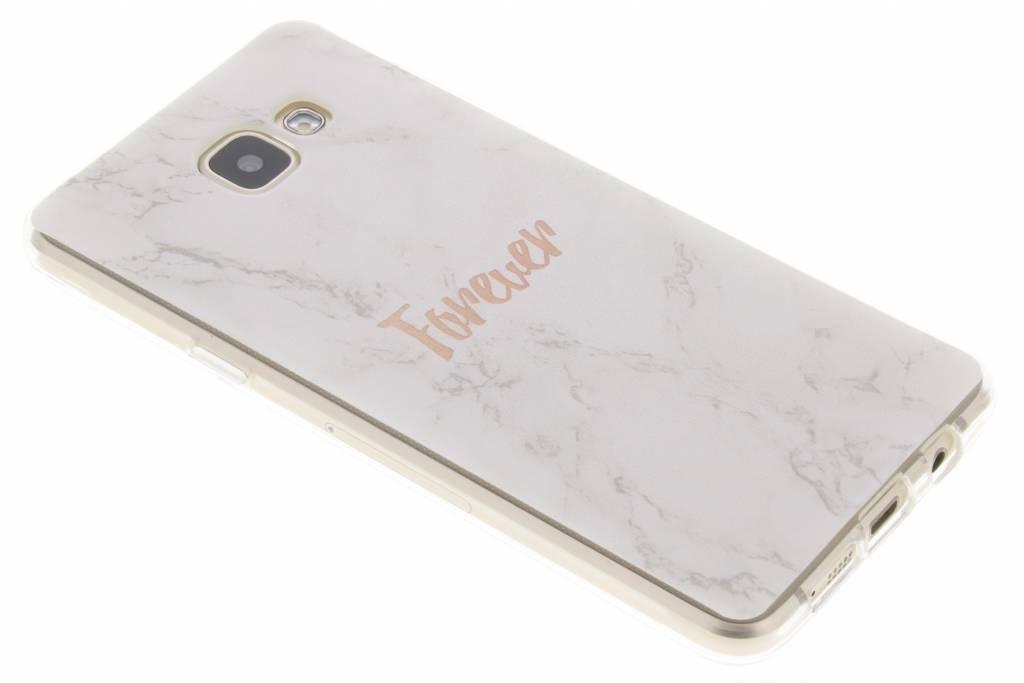 BFF White Marble Love TPU hoesje voor de Samsung Galaxy A5 (2016)