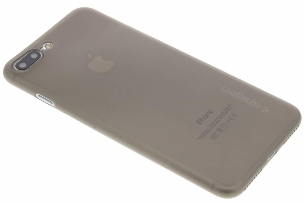 Spigen Grijze Airskin Back Cover voor de iPhone 8 Plus / 7 Plus