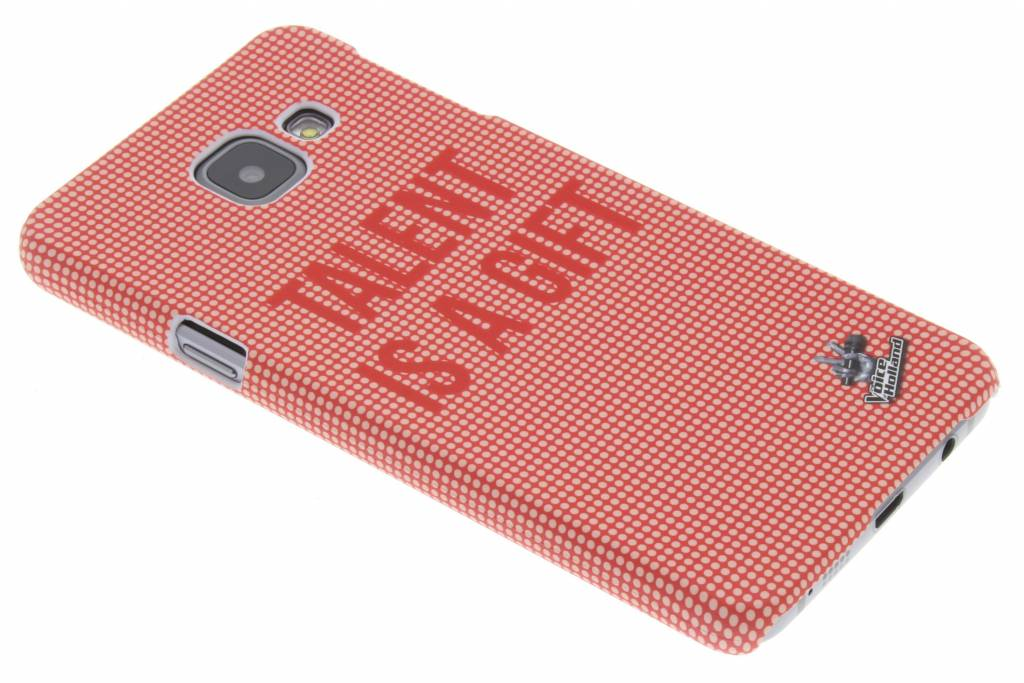 The Voice of Holland Talent is a gift hardcase hoesje voor de Samsung Galaxy A3 (2016)