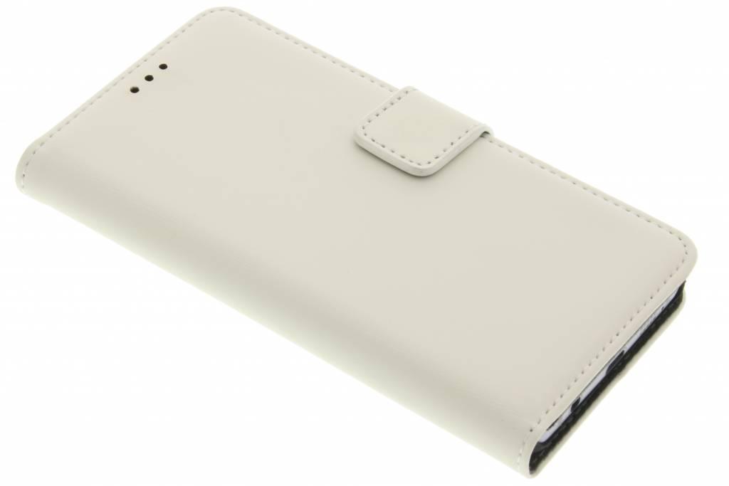 Mobiparts Premium Wallet Case voor de Samsung Galaxy A3 (2016) - White
