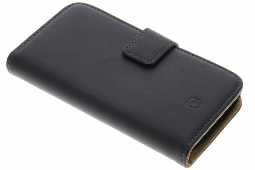 Celly Zwarte Wally Case voor de Samsung Galaxy Core Plus