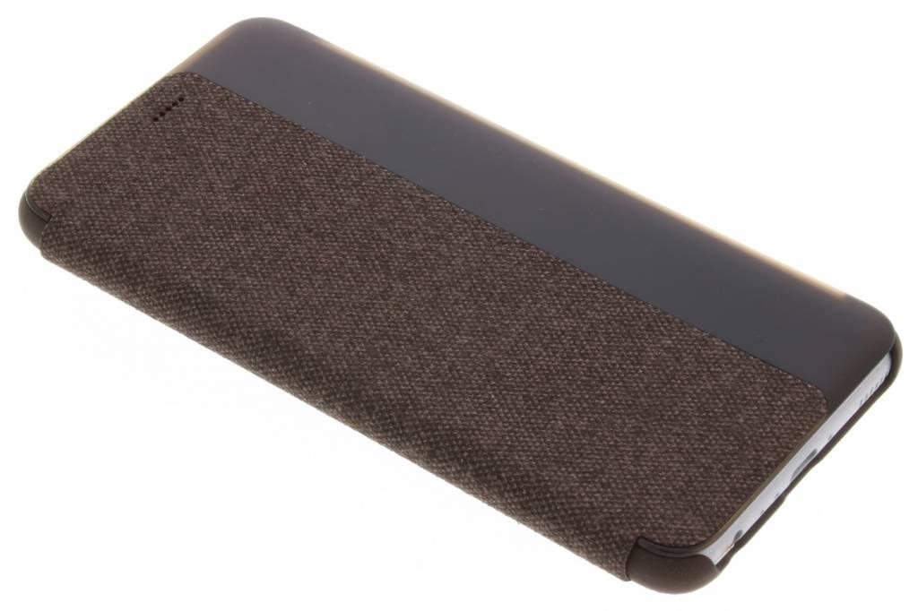 Huawei P10 Smart View Cover Bruin