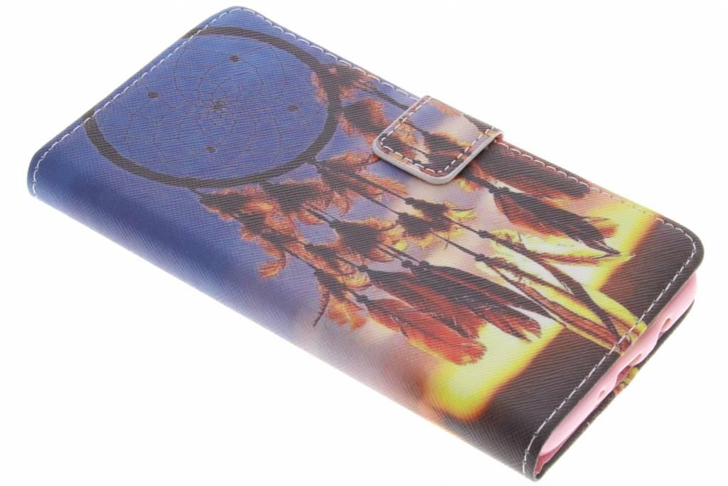 Dromenvanger design TPU booktype hoes voor de Samsung Galaxy J5 (2016)