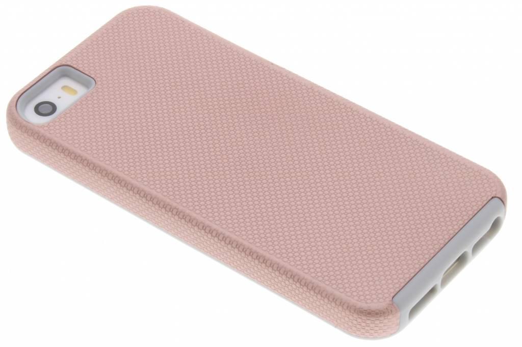 Accezz Rosé Gouden Xtreme Cover voor de iPhone 5 / 5s / SE
