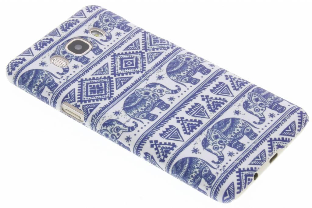Olifant design hardcase hoesje voor de Samsung Galaxy J5 (2016)