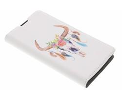 Bull Skull Design Booklet LG Magna / G4c