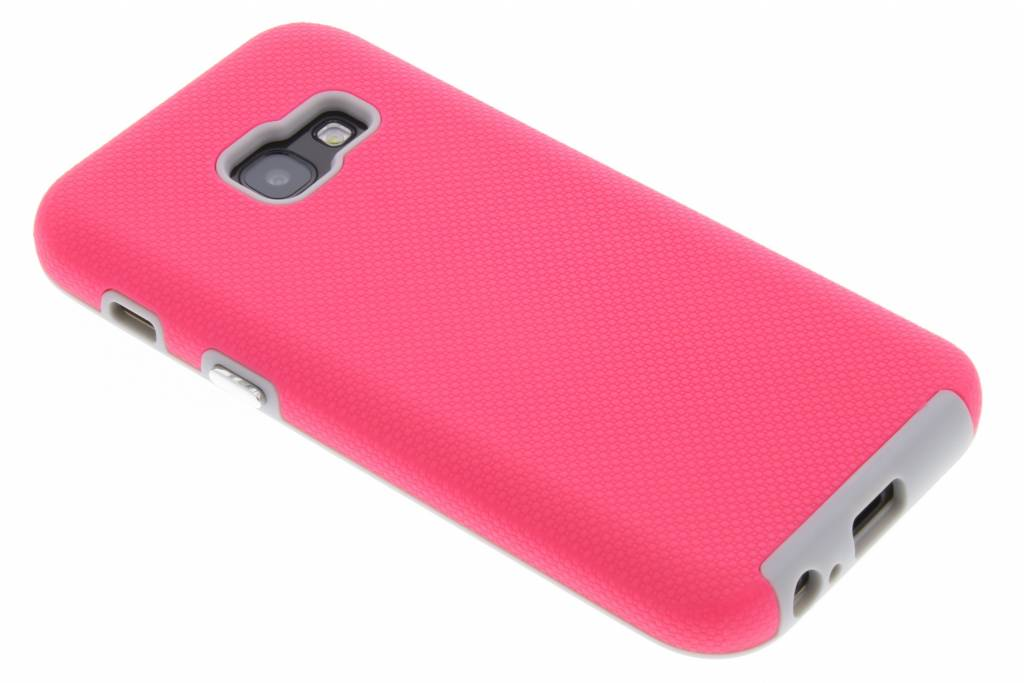 Accezz Roze Xtreme Cover voor de Samsung Galaxy A3 (2017)