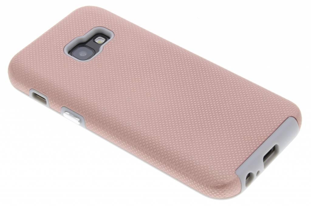Accezz Rosé Gouden Xtreme Cover voor de Samsung Galaxy A3 (2017)