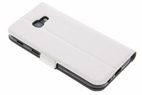 Livret Tpu Solide Blanc Pour Le Samsung Galaxy A5 (2017) da7XkAD6CZ