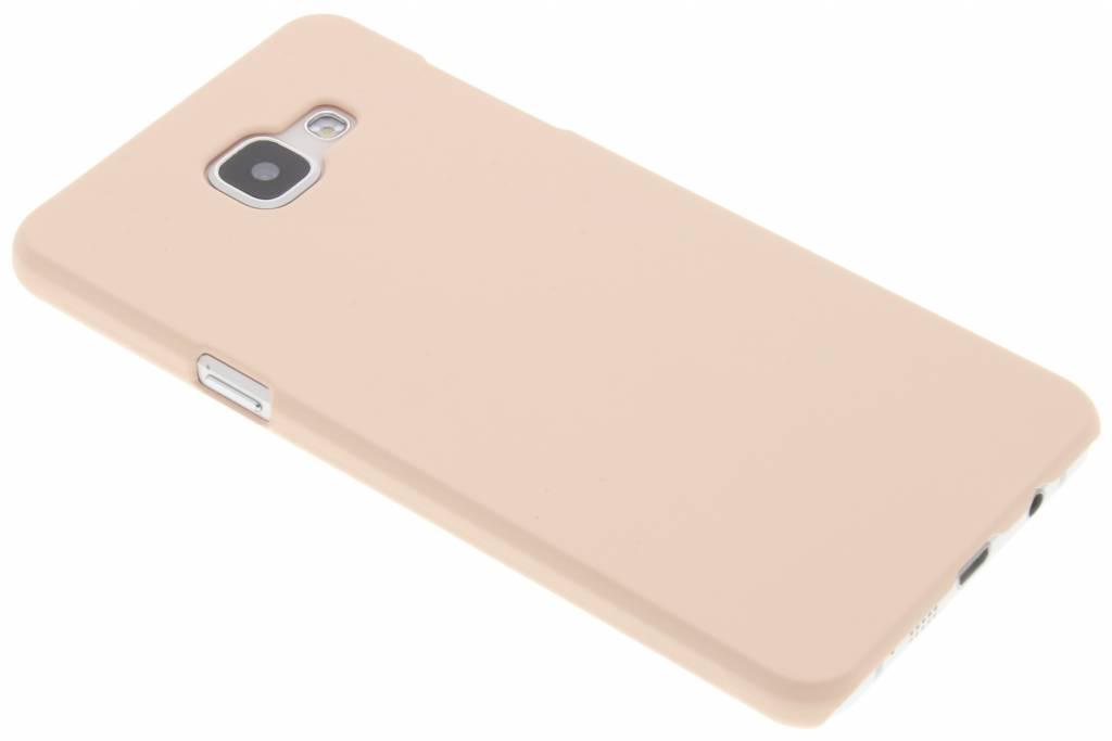 Poederroze pastel hardcase hoesje voor de Samsung Galaxy A5 (2016)