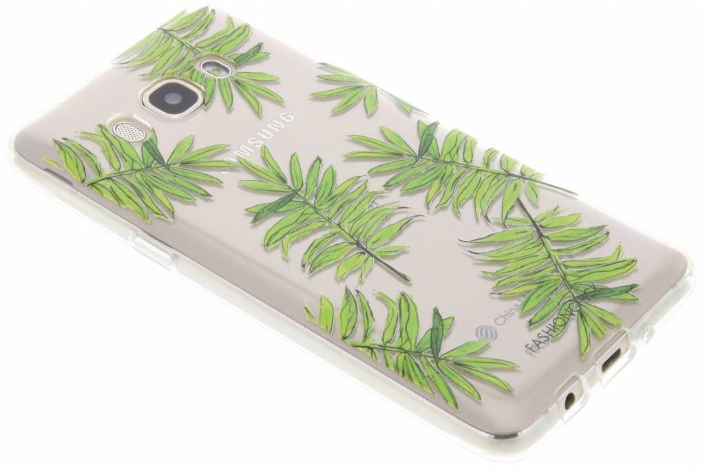 Fashionchick Leaves Softcase Samsung voor de Galaxy J5 (2016)