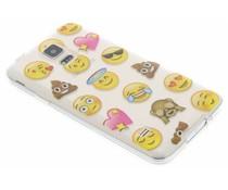 Emoji design TPU hoesje Samsung Galaxy S5 (Plus) / Neo