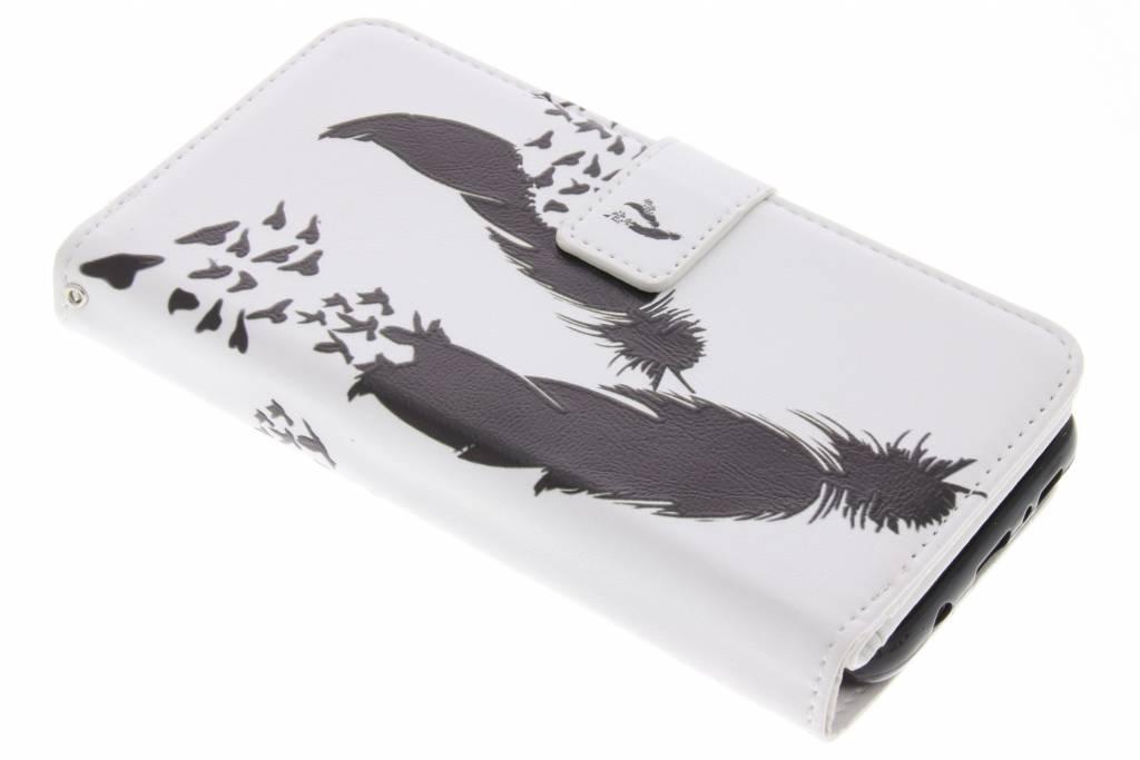 Veer design TPU portemonnee voor de Samsung Galaxy S8 Plus