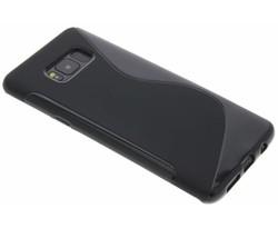 Zwart S-Line TPU hoesje Samsung Galaxy S8 Plus