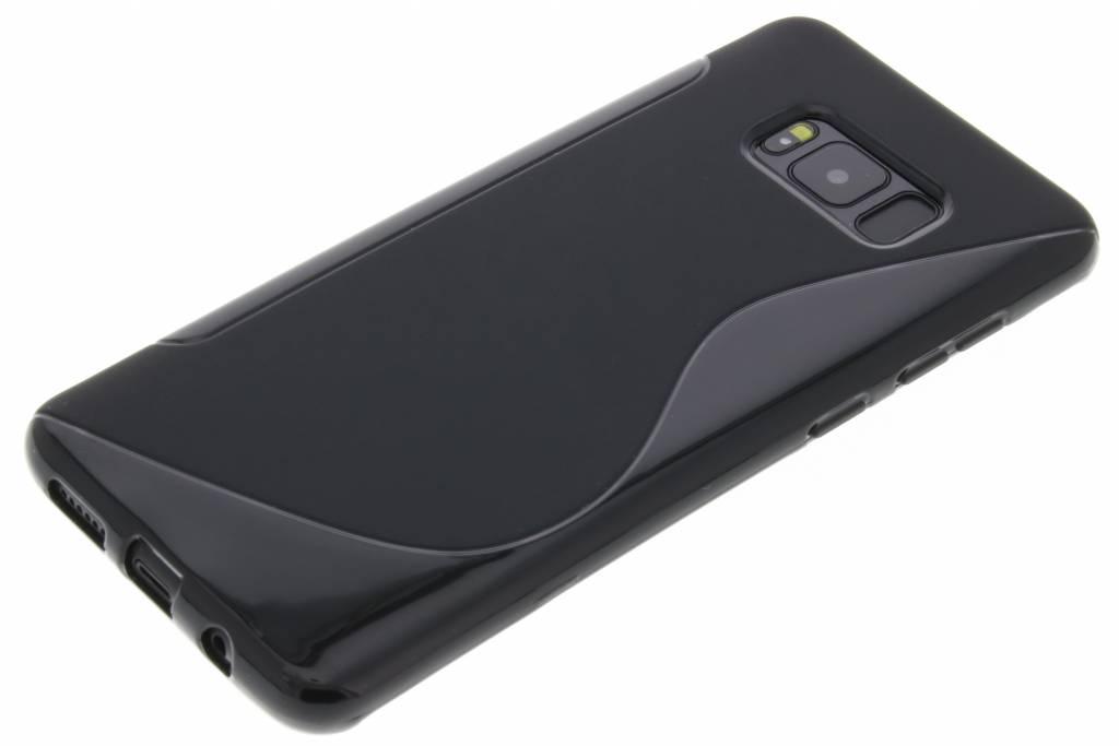 Ligne De Noir Tpu Cas Pour Samsung Galaxy S8, Plus