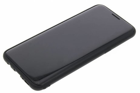 Cas De Tpu Couleur Noire Pour Samsung Galaxy S8, Plus