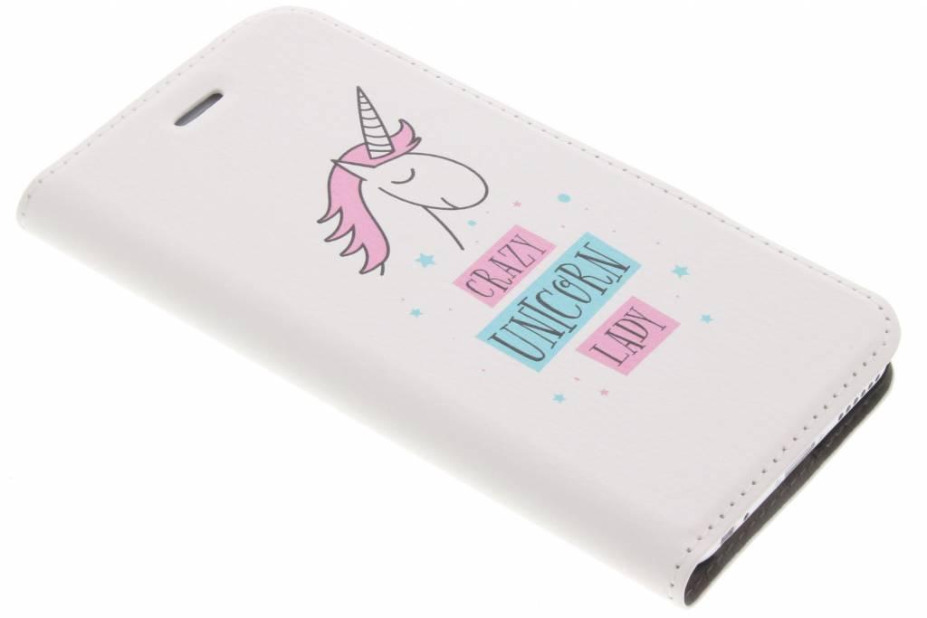 Livret De Conception Licorne Pour Samsung Galaxy S8 VGcQO