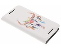 Bull Skull Design Booklet LG Nexus 5X