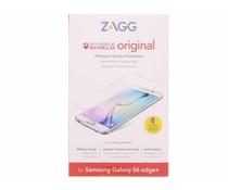 ZAGG Invisible Shield screenprotector S6 Edge Plus