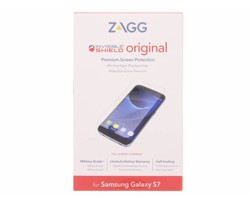 ZAGG Invisible Shield screenprotector Galaxy S7