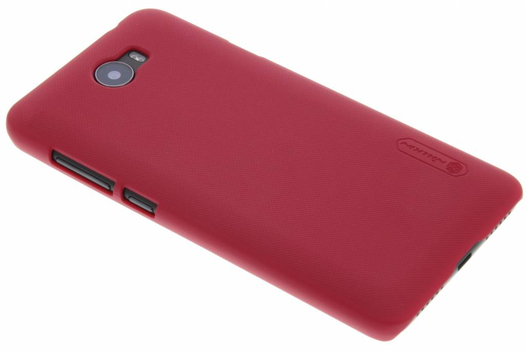Nillkin Frosted Shield hardcase hoesje voor de Huawei Y5 2 / Y6 2 Compact - Rood