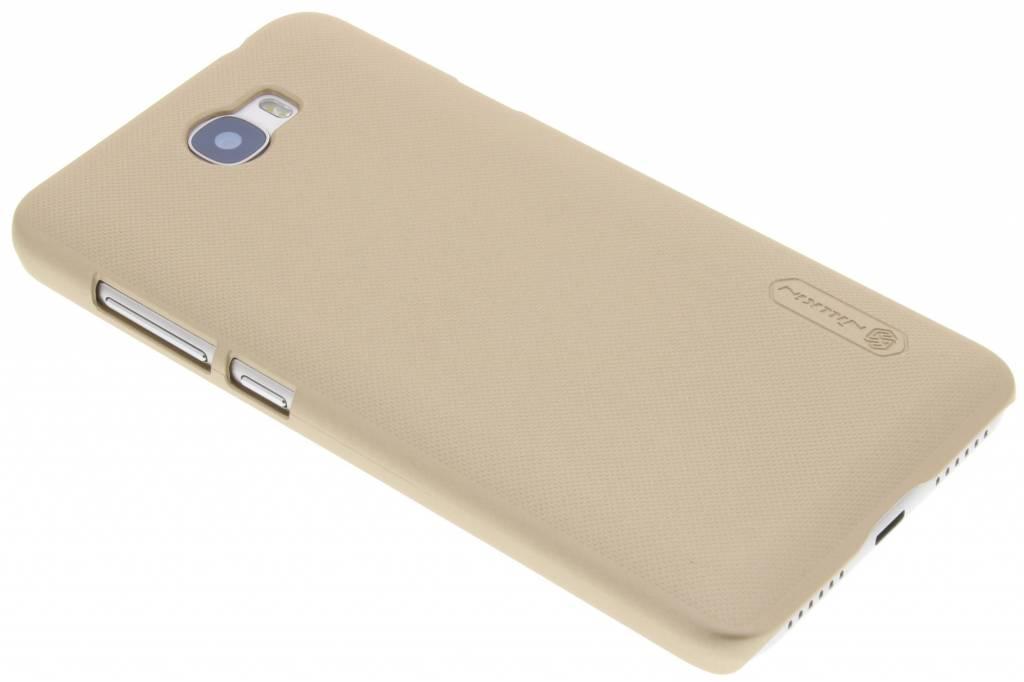 Nillkin Frosted Shield hardcase hoesje voor de Huawei Y5 2 / Y6 2 Compact - Goud