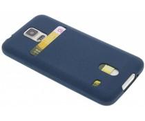 TPU siliconen card case Samsung Galaxy S5 (Plus) / Neo
