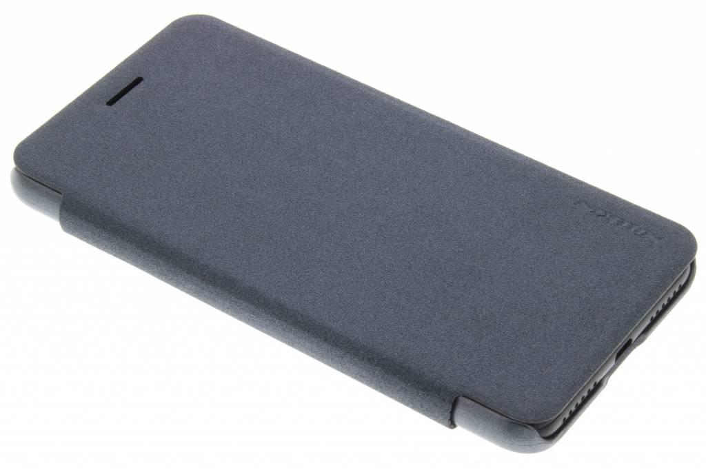 Nillkin Sparkle slim booktype hoes voor de Huawei Y5 2 / Y6 2 Compact - Zwart