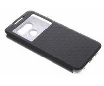 Zwart Rhombus hoesje LG G6