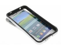 Zilver bumper Samsung Galaxy S5 (Plus) / Neo