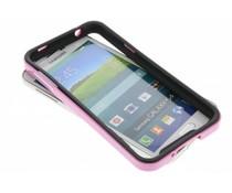 Roze bumper Samsung Galaxy S5 (Plus) / Neo