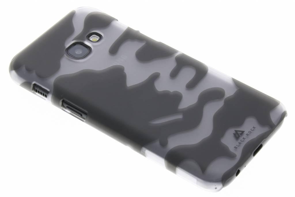Black Rock Grijze Camouflage Case voor de Samsung Galaxy A3 (2017)