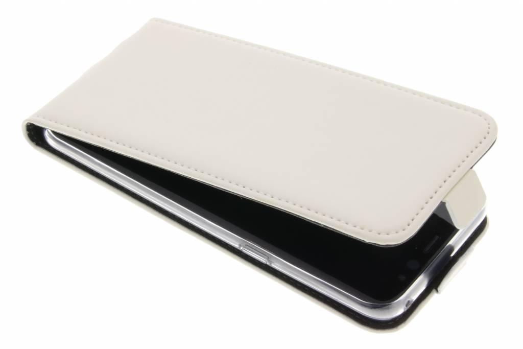 Mobiparts Premium Galaxy S8 Flip Case Wit
