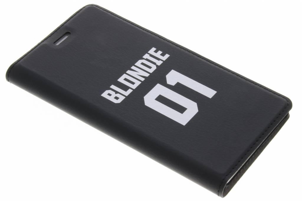 BFF Blondie Design Booklet voor de Huawei P8 Lite