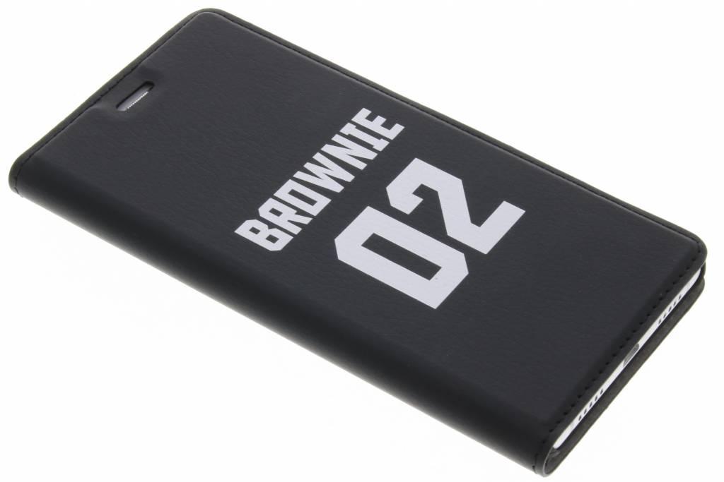 BFF Brownie Design Booklet voor de Huawei P9 Lite