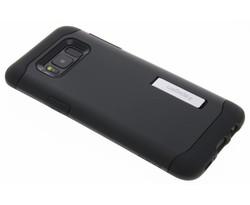 Spigen Zwart Slim Armor Case Samsung Galaxy S8 Plus