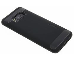 Spigen Zwart Rugged Armor Case Samsung Galaxy S8 Plus