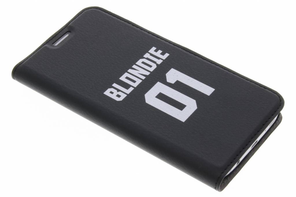 BFF Blondie Design Booklet voor de Samsung Galaxy S7