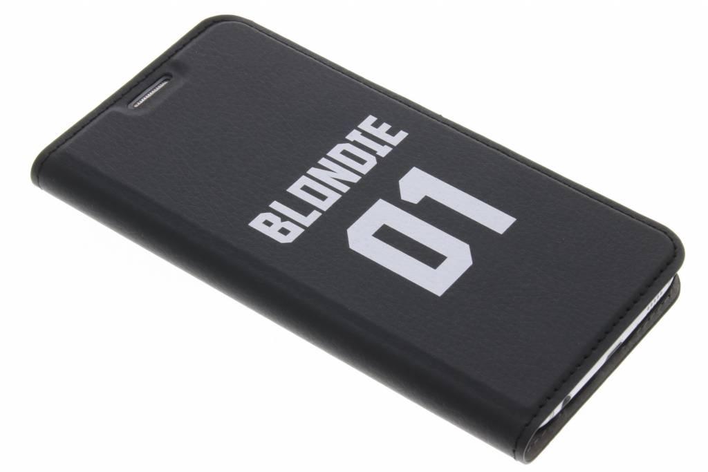 BFF Blondie Design Booklet voor de Samsung Galaxy S6