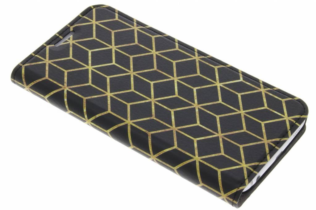 Cubes Design Booklet voor de Samsung Galaxy S6