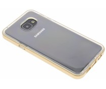 Goud bumper TPU case Samsung Galaxy A3 (2016)