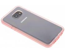 Roze bumper TPU case Samsung Galaxy A3 (2016)