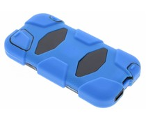 Blauw extreme protection army case iPhone 5 / 5s / SE