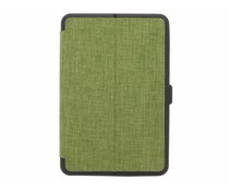 Groen Canvas Bookcase iPad Mini 4