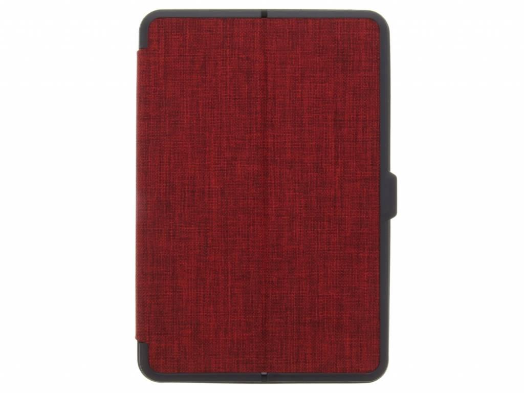 Rode Canvas tablethoes voor de iPad Mini 4
