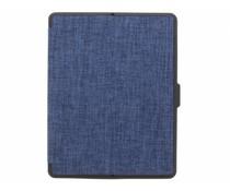 Blauw Canvas Bookcase iPad 2 / 3 / 4