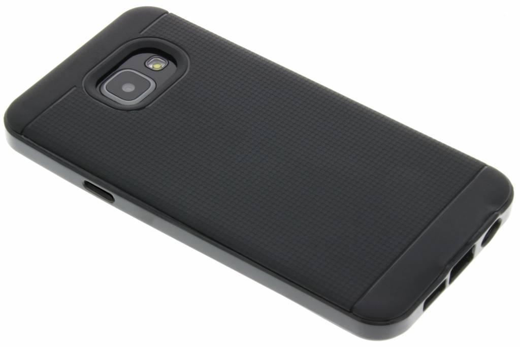 Zwarte TPU Protect case voor de Samsung Galaxy A3 (2016)