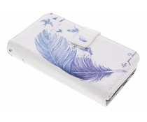 Design TPU portemonnee Samsung Galaxy A5 (2017)