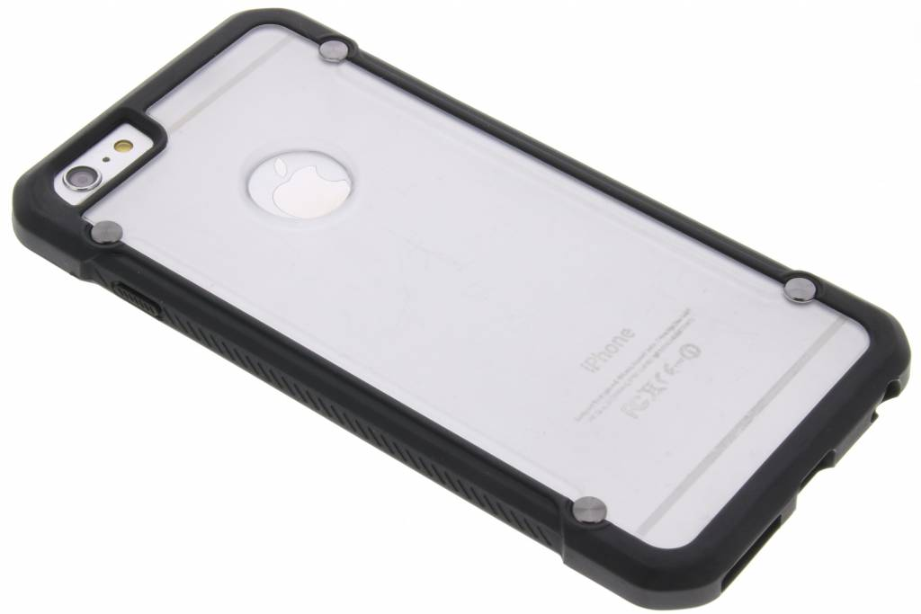 Transparante Protect hardcase voor de iPhone 6(s) Plus