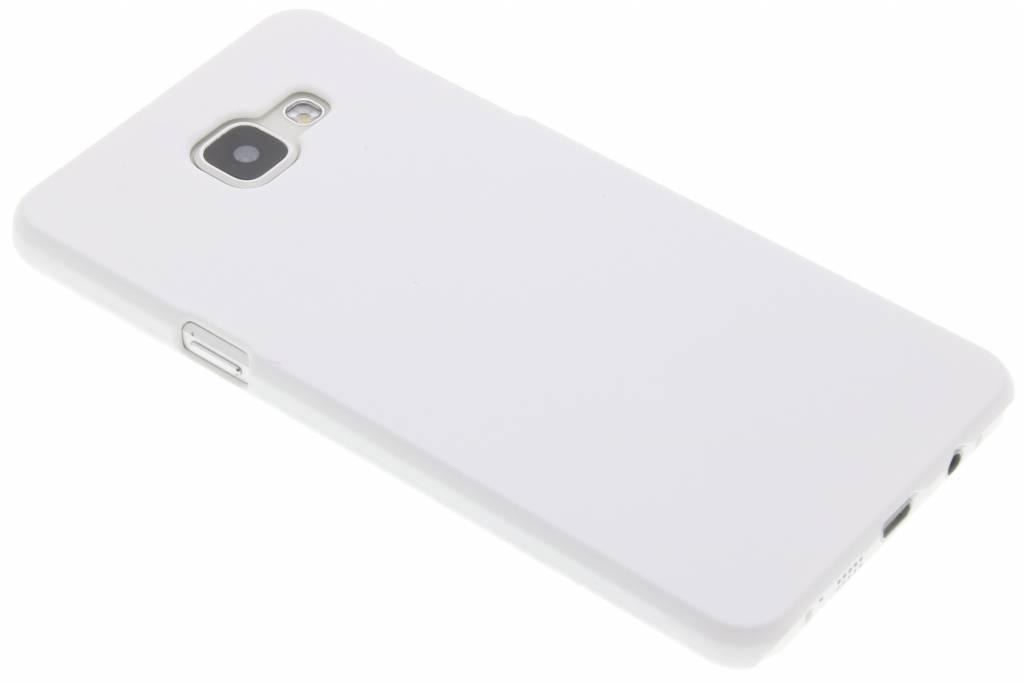 Wit effen hardcase hoesje voor de Samsung Galaxy A5 (2016)